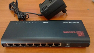 Switch 8 Port Nway Encore