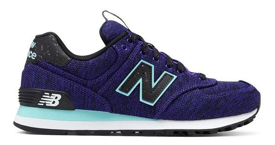 Zapatillas New Balance Wl574pte Mujer