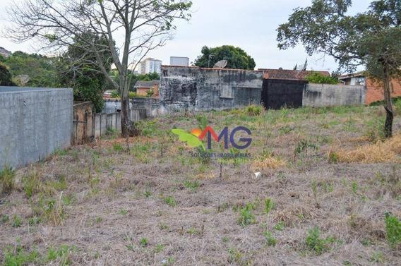 Terreno À Venda, 445 M² Por R$ 379.000 - Jardim Do Lago - Atibaia/sp - Te0411