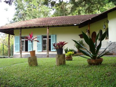 Excepcional Casa De Sítio Em Teresópolis.
