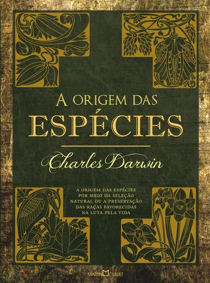 A Origem Das Espécies - Edição Ilustrada