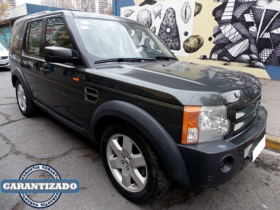 Land Rover Discovery 3 4x4 V8 Hse 2006