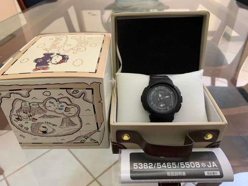 Relógio Baby-g Hello Kitty Edição Limitada