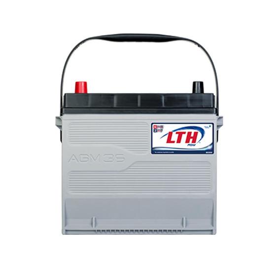 Bateria Lth Agm Para Toyota Hilux 2010 2.7 Litros Tecnologia Powerframe (70% Mas Flujo Electrico) Envio Gratis