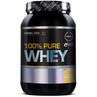 100% Pure Whey - 900 Gramas - Probiotica - Baunilha
