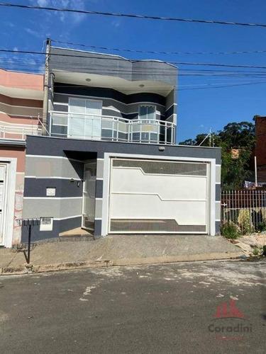 Imagem 1 de 22 de Casa Com 3 Dormitórios À Venda, 240 M² Por R$ 450.000,00 - Jardim Boer I - Americana/sp - Ca2646