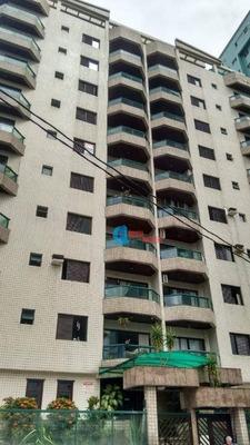 Apartamento 3 Dormitórios Sendo 1 Suite 2 Sacadas No Canto Do Forte - Ap0853