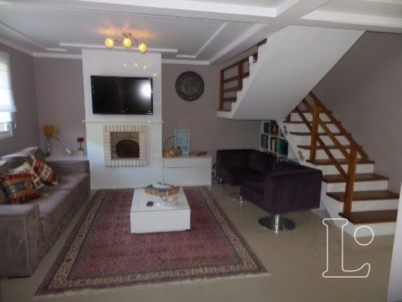 Casa Em Guarujá Com 3 Dormitórios - Lu273179