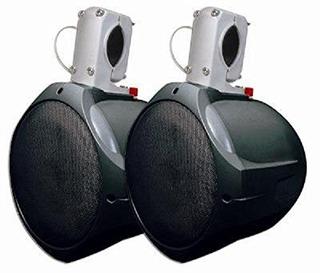 Mcm Custom Audio 6010031 8 Marine Wakeboard Par Bocinas Bidi