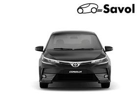 Toyota Corolla Xrs 2.0 16v Flex., 15