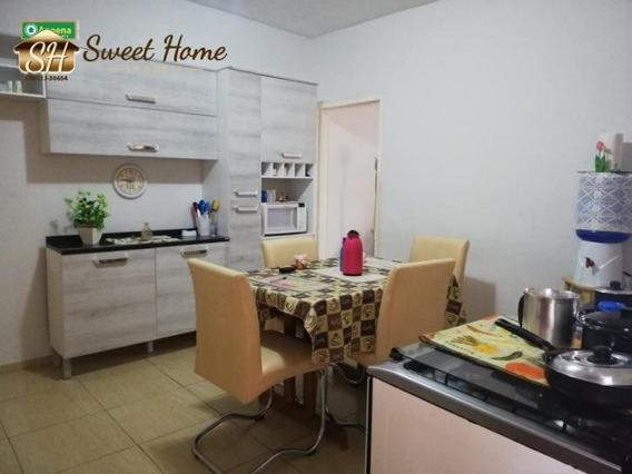 Casa Térrea Em Barueri - Sh1545