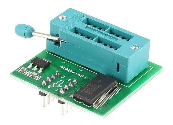 Adaptador Convertidor 1,8v Ch341a Mx25 Flash W25 iPhone