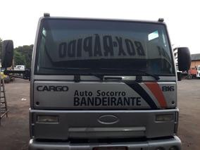 Guincho Plataforma Volks 8150, Ford 815,816 E Agregamento