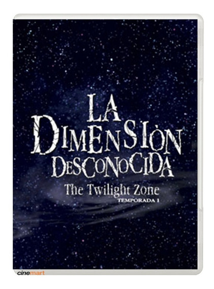 La Dimension Desconocida Primera Temporada 1 Dvd (60