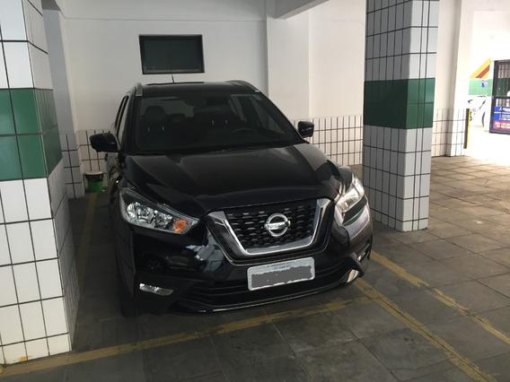 Nissan Kicks Sl 1.6 Cvt Automático Preto
