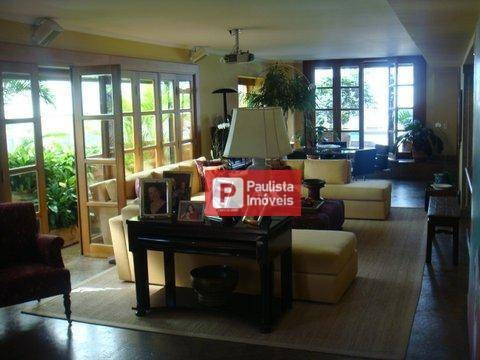 Apartamento  950m² Conforto E Segurança Região Nobre 5 Suítes 5 Vagas - Ap22916