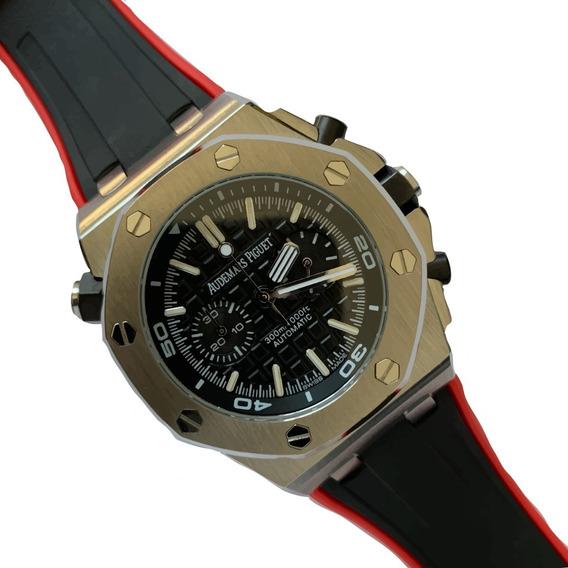 Reloj Audemars Piguet Royal Oak Offshore Caucho Negro 426ap