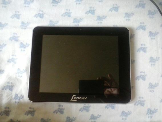 Tablet Lenoxx Tb-8100 - Destinado E Venda De Peças