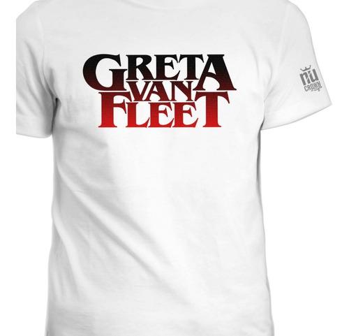 Camisetas Greta Van Fleet Rock  Ink