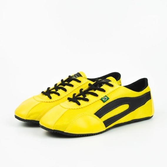 Taygra Slim Amarelo E Preto 43br