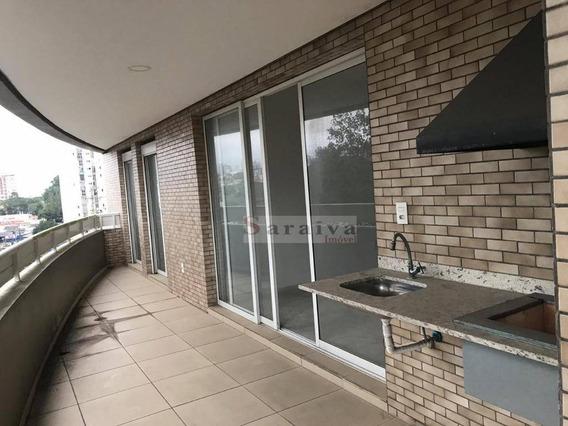 Apartamento Com 3 Dormitórios À Venda, 104 M² Por R$ 530.000 - Vila Baeta Neves - São Bernardo Do Campo/sp - Ap1228