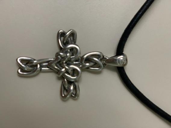 Colar+crucifixo Prata 925-feito S Encomenda- Marca Guerreiro
