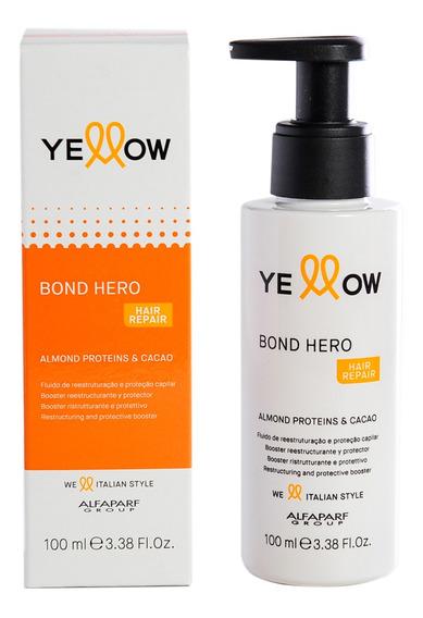 Alfaparf Yellow Bond Hero Hair Repair Booster Cabello 100ml