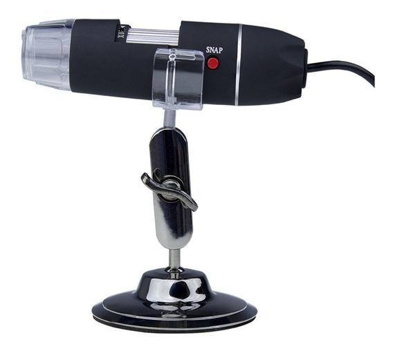 Microscópio Profissional Digital Zoom 1000x Usb Câmera 2mp