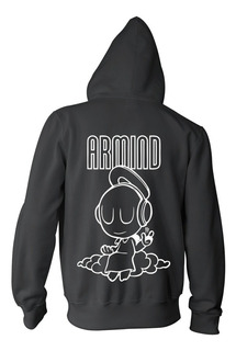 Campera Armin Van Buuren Armind Logo