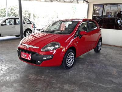 Fiat Punto 1.4 Attractive Italia 8v Flex 4p Manual 2012/2013