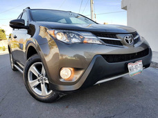 Toyota Rav4 2015 Xls Única Dueña Posible Cambio Remató
