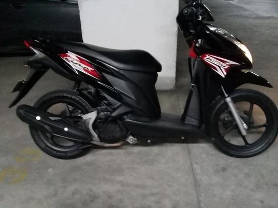 Honda Click 125i Negra Modelo 2019