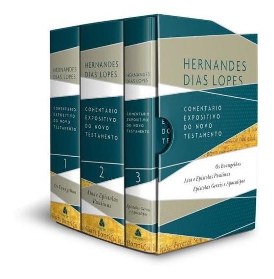 Comentário Expositivo Do Novo Testamento   Hernandes Dias L