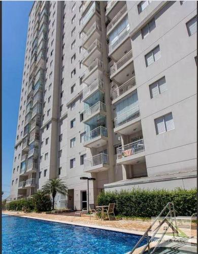 Apartamento 02 Dormitórios Com 1 Suíte!! - Ap3017