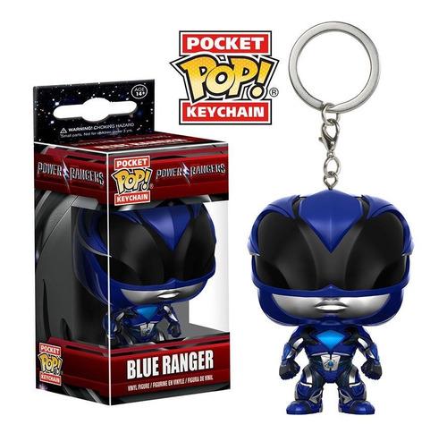 Funko Pop! Keychain: Power Rangers - Blue Ranger (12349)