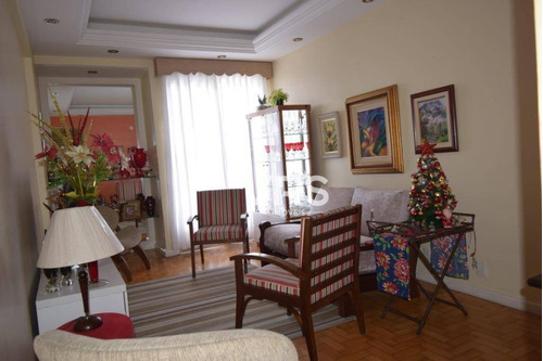Apartamento Com 2 Dormitórios À Venda, 69 M² Por R$ 420.000,00 - Várzea - Teresópolis/rj - Ap0397