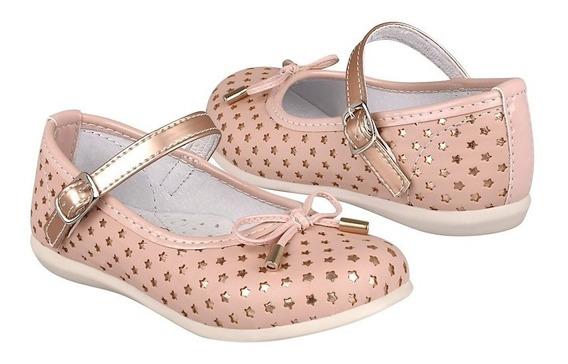 Zapatos Casuales Para Niña Lucho 525 Simipiel Maquillaje