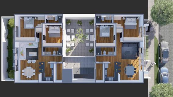 Apartamentos De Dos Recamaras En Excelente Zona