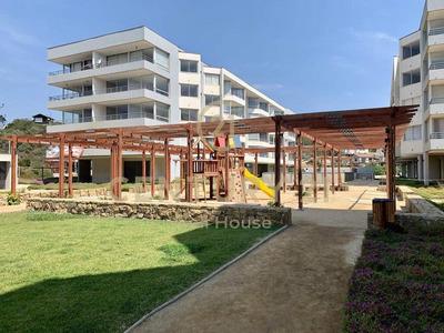 Venta Depto Playa Los Molles 2d+2b/60m2/ Amoblado