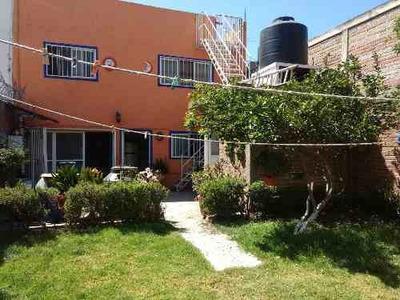 Casa Con Posibilidad De Ampliación En Santa Martha Acatitla