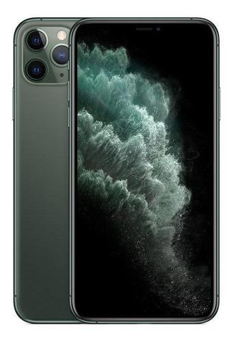 Celular Smartphone Apple iPhone 11 Pro Max 256gb Verde - 1 Chip
