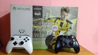 Xbox One 500gb Edición Fifa 17, Oportunidad!