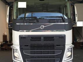 Volvo Fh Globetrotter 460/500/540 + Implemento 0km Ou Semi N