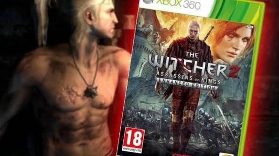 The Witcher Para Xbox 360 Em Mídia Digital