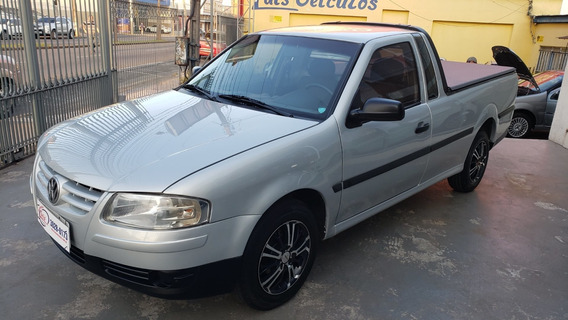 Volkswagen Saveiro 1.8 Mi City Cs 8v Flex 2p Manual G.iv
