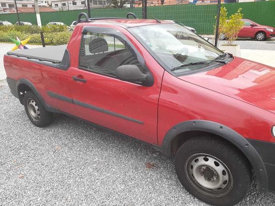 Fiat Strada 2012 1.4 Fire Flex 2p