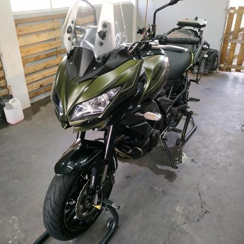 Imagem 1 de 4 de Kawasaki Versys 650
