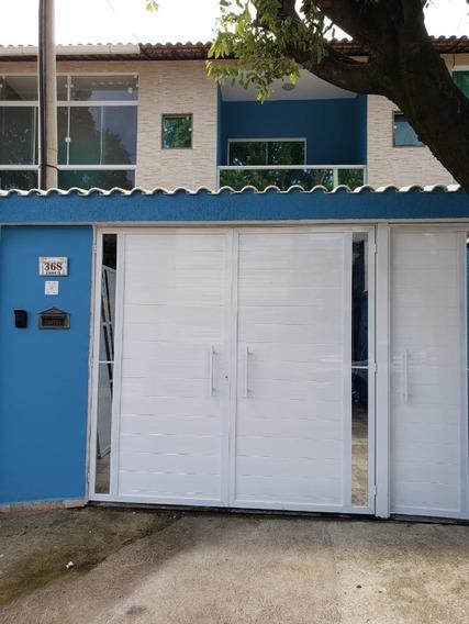 Mesquita/juscelino - Casa Alto Padrão Com 2 Suítes E Garagem - Ca00520 - 32754094