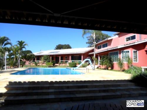 Imagem 1 de 30 de Chácara A Venda Colinas Do Mosteiro De Itaicí Indaiatuba Sp - Ch00143
