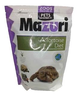 Mazuri Tortoise Diet Tortuga De Tierra Terrestre 600 Grs